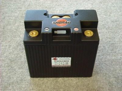 リチウムイオンバッテリー